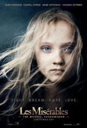 les miserables poster young cosette