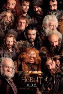 Dwarves poster the hobbit
