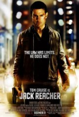 jack reacher poster official