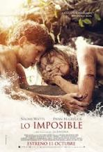 the impossible poster spanish