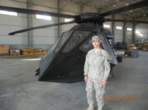 real stealth helicopter