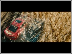 Corvette vs. Camaro; 3 cheers for product placement!