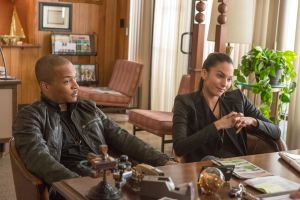 It's a sad, sad day when T.I. gets almost as many laughs as Melissa McCarthy